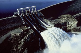 Mechanical engineers are instrumental in the design of hydroelectric dams.