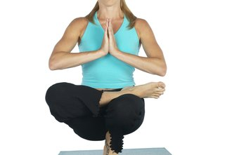 Yoga can help you develop the strength you need for other exercises.