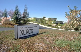 Xerox's Palo Alto Research Center was the site of many technological innovations.