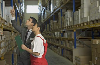 Business logistics help provide a competitive edge over other companies.