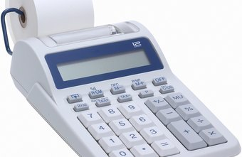 Desktop calculators use low-maintenance thermal printers for hard-copy output.