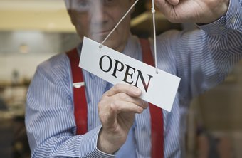 Sole proprietorships are the most common form of business ownership.