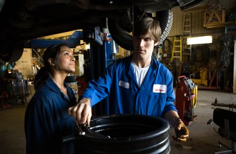 California dealership mechanics earn more as they obtain more certifications.