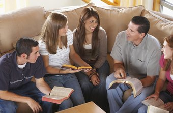 Consider a job in youth ministry if you enjoy working with teens.