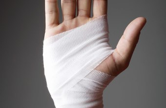 Workers' compensation insurance companies allocate a reserve to cover the expenses for an injury claim.