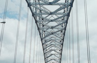 Engineers need analytical skills for complex projects, like designing a bridge.