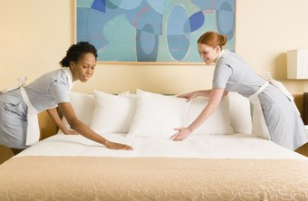 Housekeeping policies should be designed to make guests comfortable.