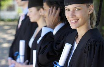 An associate degree can be the first step toward a bachelor's degree.