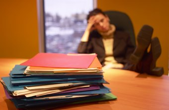 Lack of motivation makes it difficult to tackle your work responsibilities.