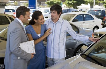 Selling cars can be a high-pressure job.