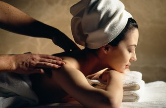 Ambiance and services like massage and yoga classes encourage return business.