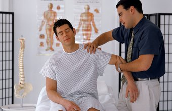 Physical therapists help patients rehab from paiful injuries and conditions.
