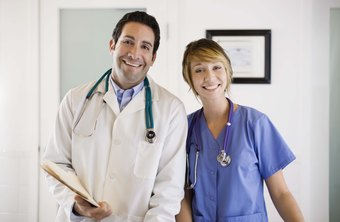 Senior medical secretaries prepare patients to see the doctor, but they also perform administrative and clerical tasks.