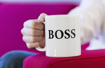 You're the boss, but you and your executives should work together as a team.