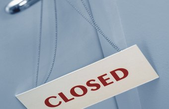 Closing your business may require several months of planning.
