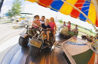 Handing out samples at amusement parks can increase awareness.