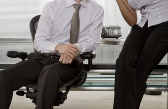 Busybodies can affect office morale.