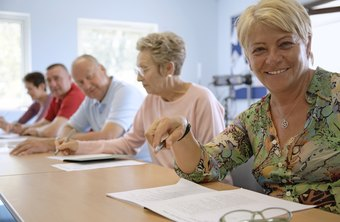 Hold free seminars for seniors.