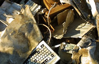 Proper printer disposal helps keep hazardous e-waste out of landfills.