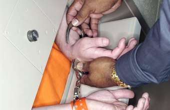 Correctional officer training includes procedures for handcuffing inmates.