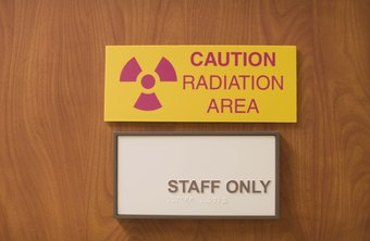 Nuclear medicine technologists must know and obey all safety procedures related to radioactive materials.