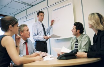 Project managers initiates, plans and executes company projects.