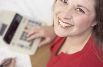 Simple bookkeeping can be as easy as balancing a checkbook.