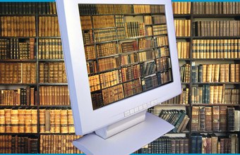 Create an online database to take books from shelves to shipping.