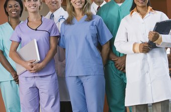 Nurses play a major role in the operation of a hospital.