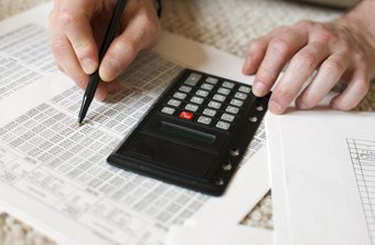 Companies must calculate their annual operating budgets.
