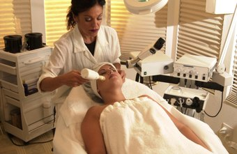 Estheticians who work for plastic surgeons earn more in some eastern states.