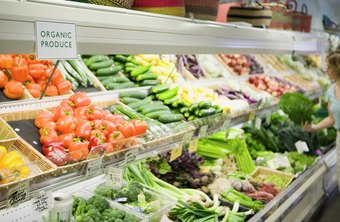 Produce comes under the definition and regulations for retail food.