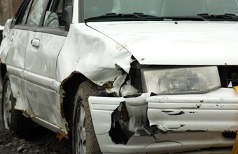 Collision repair technicians can make damaged automobiles look like new.