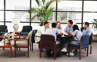 A staff meeting can jump-start efforts to regain control.