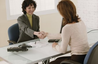Negotiate the salary terms for your internal promotion.