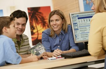 Travel agencies use the cash method for recognizing revenue.