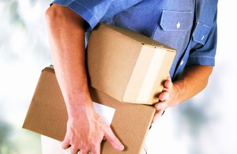 Courier workers can be employees or independent contractors.