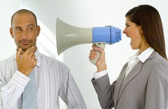 Chronic yelling should be a deal breaker for employees caught in that situation.