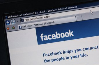 Facebook and other social media sites can build excitement around new products.