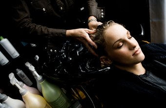 Hairstylists sometimes audition for a job like actors or musicians do.