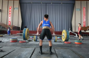 Weightlifters often work the same muscle groups up to five times per week.