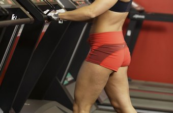 Uphill treadmill walking can result in back pain.