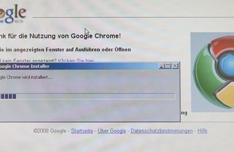 Google Chrome optionally saves passwords that you frequently enter.