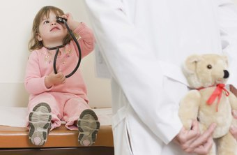 Pediatric oncologists treat cancers in children.