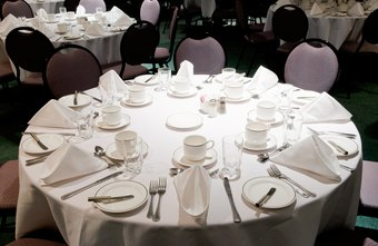 Banquet facilities can accommodate a variety of social and professional events.