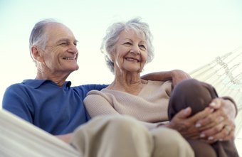 Federal retirees can receive pension payments and health insurance.