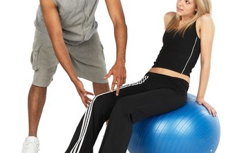 Personal trainers must stay current on new fitness equipment and methods.