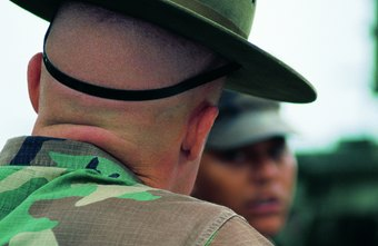 Military communication sergeants are highly trained specialists.