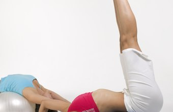 Hold back stretches for 20 to 30 seconds to achieve maximum benefits.