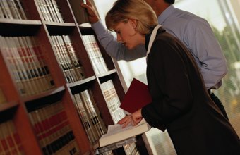 An experienced EEO specialist usually knows how to use the resources available in a law library.